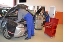 Auto klima servis